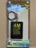Gantungan Kunci UMM 4M